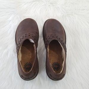 Ugg Anila Slip On Uggpure Linning Shoes Size 8
